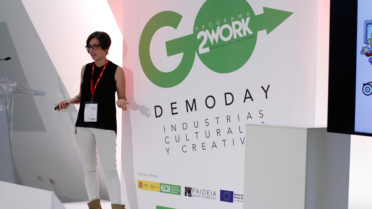 2º Demo Day Coworking Industrias Culturales y Creativas