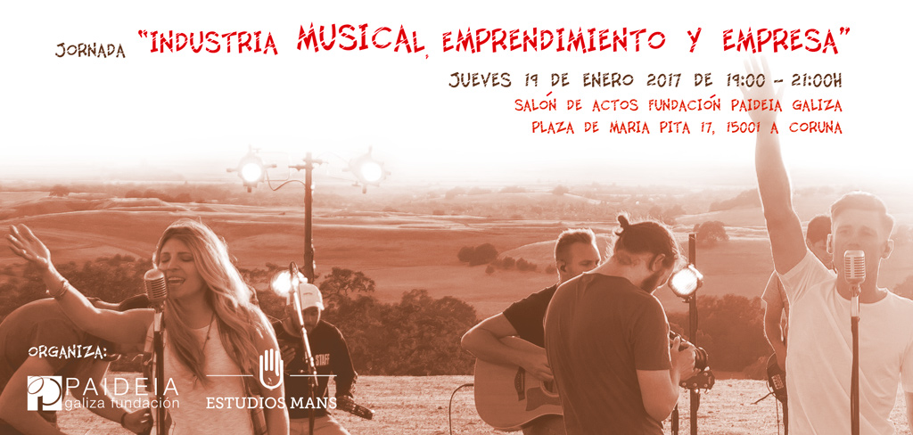 Jornada Industria Musical