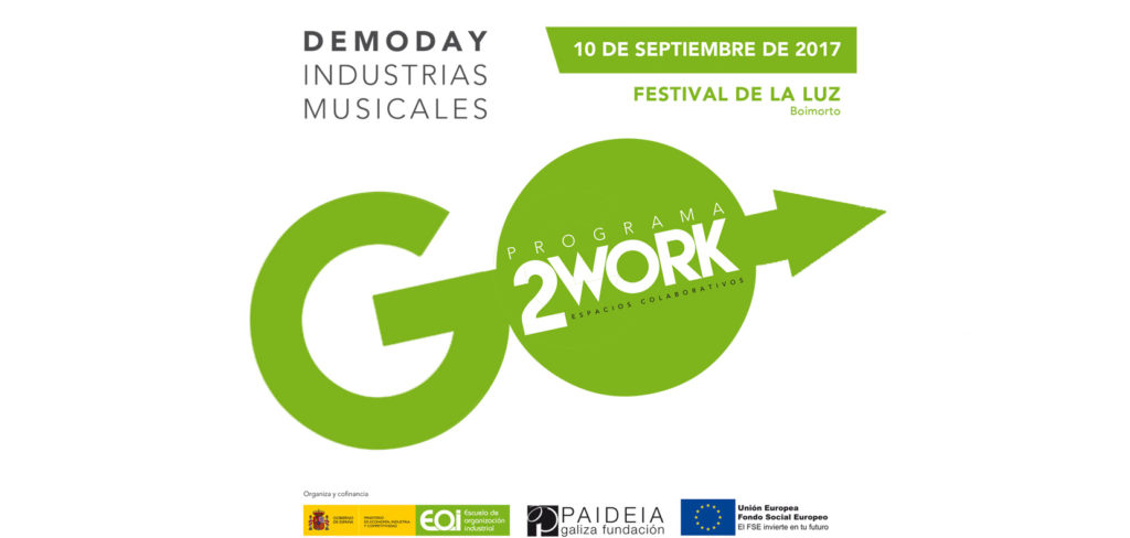 2 Demoday Industrias Musicales 2017